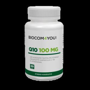 Coenzym Q10 100 mg 30 caps.