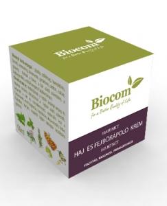Cremă de păr Biocom 50 ml